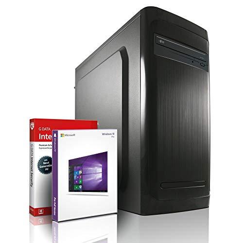 PC Office Intel i5 Business • Intel i5 2400 4x3.40 GHz • 8Go • 1000Go • DVD±RW • Windows 10 • WiFi • Unité Centrale Ordinateur de Bureau PC #6780
