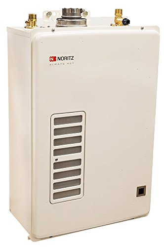 Noritz EZTR40NG 40 gal Tank Replacement Indoor Tankless Water Heater 6.6 GPM (Standard Vent) - Natural Gas