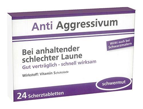 Trendimport Scherztabletten/Scherzdragees Anti Aggressivum