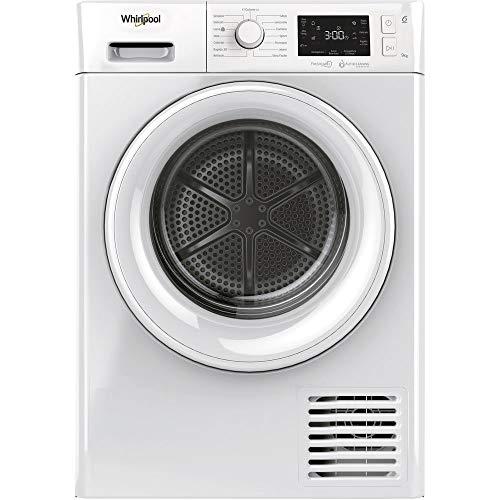 Whirlpool FT M22 9X2WSY IT asciugatrice Libera installazione Caricamento frontale Bianco 9 kg A++