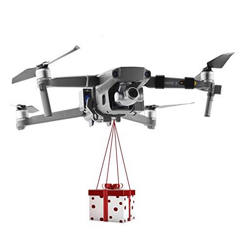 Dispositivo di ampiezza e di ampiezza per Drone Zoom DJI Mavic 2 Pro e DJI Mavic 2, clip per drone, dispositivo di trasporto di ricarica, utile drone da matrimonio