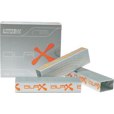 Punti cucitrice alti spessori Duax Rapid - 21808300 (conf.1000)