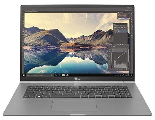 LG Gram 17Z990 Notebook, Display 17' QHD 16:10 IPS, Processore i7-8565U, RAM 8GB DDR4, SSD 512GB,...
