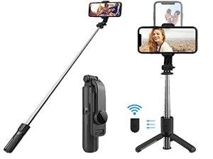 Mobilife Mini Fashion Selfie Stick Tripod...