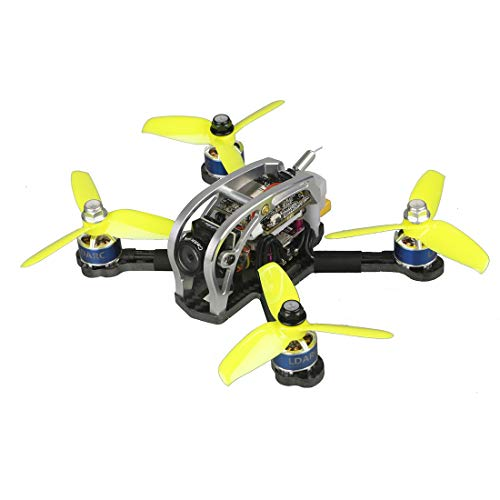LDARC 130GTI HD / FPV 133mm Whoop FPV Racing Drone Cinewhoop BNF/PNP F411+OSD+20A+200mW 1080P DVR (PNP No RX,130GTI-FPV)