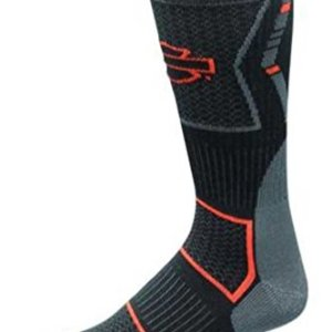 Harley-Davidson Wolverine Men's CoolMax Mid Calf Riding Socks D99085270-001