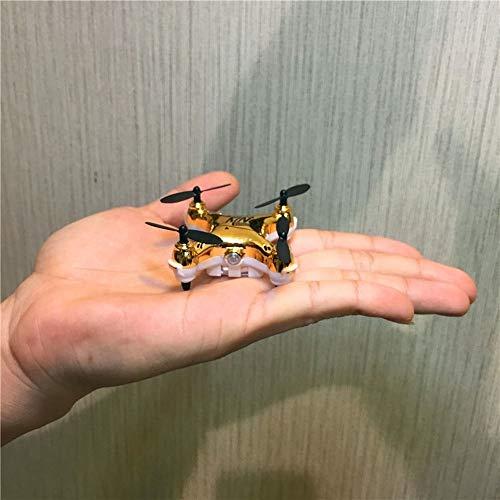 Ycco Super Mini Micro Nano Quadcopter RC Nuovo Durevole UFO Drone con Le luci a LED e 2.4G Manica 3D...