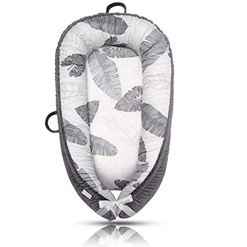 Mamibaby Baby Lounger Baby Nest Co-Sleeping for Baby, Ultra Soft...
