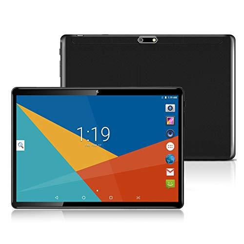 Tablet 10 Pollici con Wifi Offerte, Fire HD 10.1 3G Android 8.1 4GB RAM, 64GB ROM, Doppia SIM, Octa...