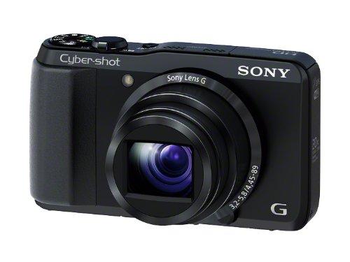 SONY Cyber-shot HX30V (1820万/光学x20) ブラック