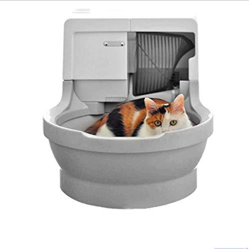Caja de Arena para Gatos automática Inteligente autolimpiante de Lujo