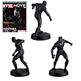 Marvel Figure & Magazine – Black Panther 12 cm