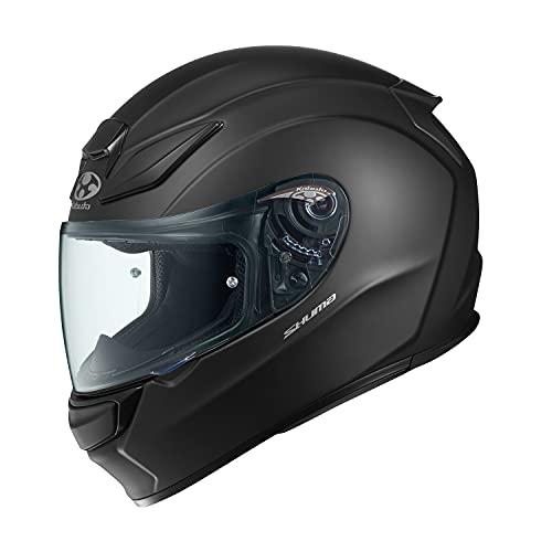 オージーケーカブト(OGK KABUTO)バイクヘルメット フルフェイス SHUMA フラットブラック (サイズ:L)