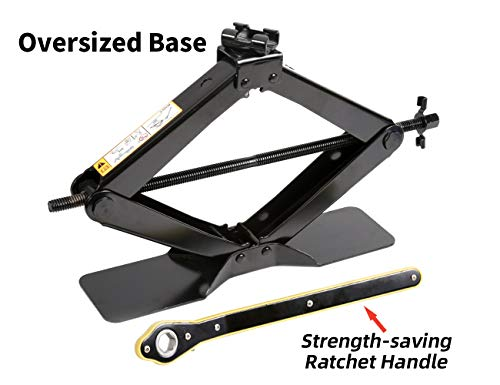 41Dq NF1zXL - 8 Best Scissor Jack Review & Buyer's Guide