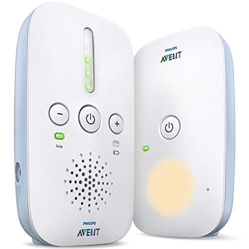 Philips Avent SCD503/26 Babyphone DECT - Mode Smart ECO, très longue portée,Batterie 24 h