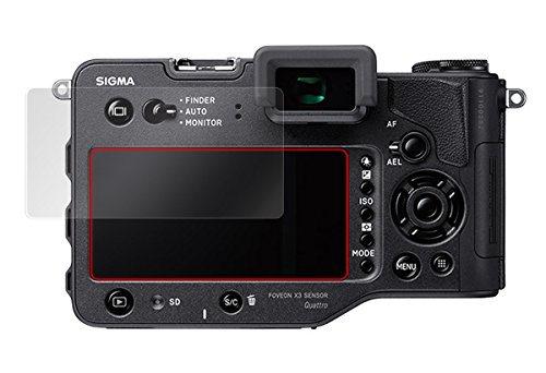 指紋が目立たない 傷修復液晶保護フィルム SIGMA sd Quattro 用 OverLay Magic OMSDQUATTRO/12