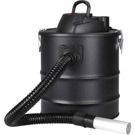 Aspiracenere con Soffiatore 1200W Aspirapolvere Bidone Aspira Cenere Pellet 20lt