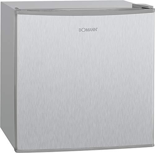 Bomann GB 341 congelatore Effetto Acciaio