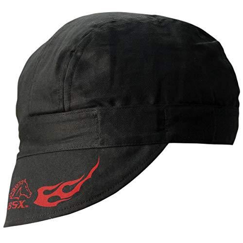 Revco REVCO - BC5W-BK Armor Cotton Welding Cap, 100% Cotton...
