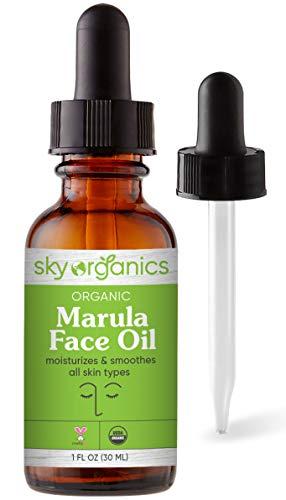 Organic Marula Oil by Sky Organics (1 oz)...
