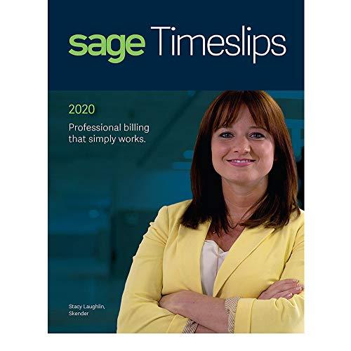 Sage Timeslips Software