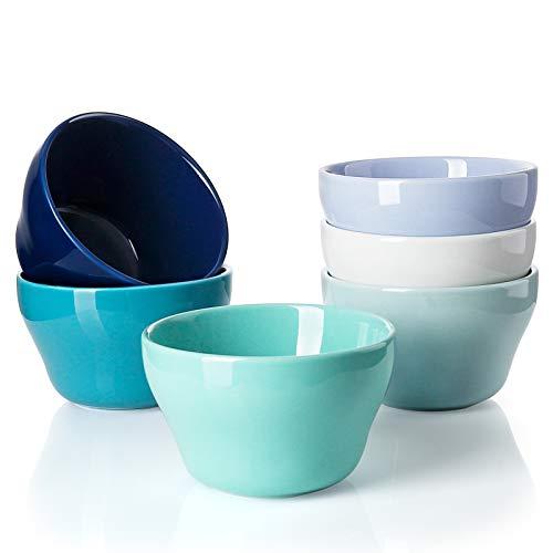 Porcelain 8 Ounce Dessert Bowls