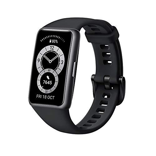 HUAWEI Band 6 Fitness Tracker Smartwatch for Men Women, 1.47''AMOLED...