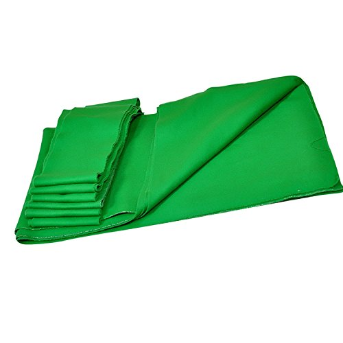 KBA Pool Table Cloth (Green) 4' x 8'