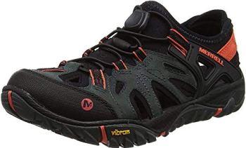Merrell Women's J12732 Sports & Outdoor Shoes, Dark Slate, 38.5