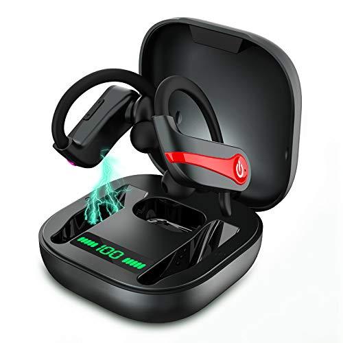 Wireless Headphones, Bluetooth 5.0 Earbuds in-Ear...