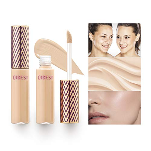 Maquillage correcteur liquide Mimore, correcteur cache-cernes liquide mat à couverture complète, correcteur de couleur vive 24H - 3 couleurs (03)