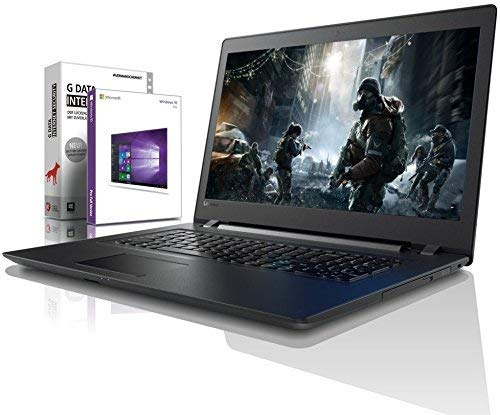 Lenovo (15,6 Zoll) Gaming Notebook (AMD Athlon™ 300U 4-Thread CPU, 3.3 GHz, 12GB DDR4, 256GB SSD, 1000GB HDD, Radeon™ Vega 3, HDMI, BT, USB 3.0, WLAN, Windows 10 Prof. 64, MS Office) #6335