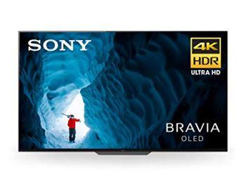 Sony XBR55A8F 55-Inch 4K Ultra HD Smart BRAVIA OLED TV (2018 Model)