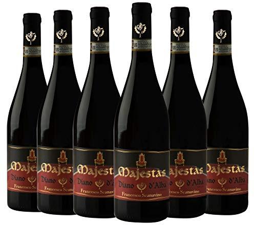 MAJESTAS dolcetto di Diano d'Alba DOCG - 6 bottiglie da 750ml