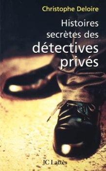 Histoires secrètes de détectives privés