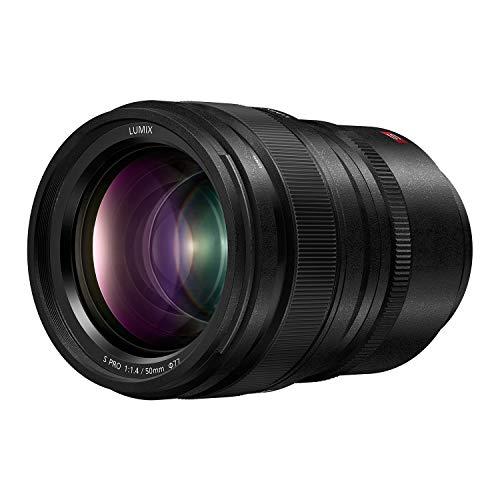 パナソニック LUMIX S PRO 50mm F1.4レンズ フルフレーム Lマウント Leica認定 防塵/水しぶき/凍結防止 パナソニック LUMIX Sシリーズ ミラーレスカメラ用 - S-X50 (USA)