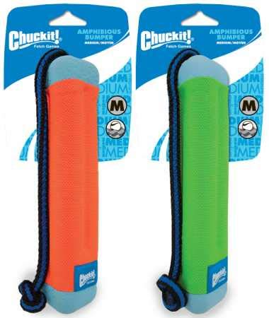Chuckit! Medium Amphibious Bumper (Colors Vary)