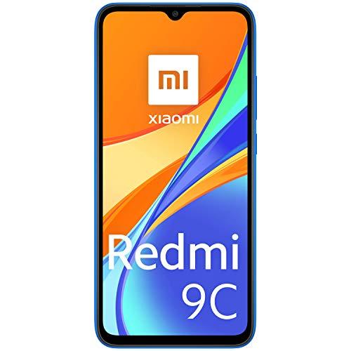 Xiaomi Redmi 9C Smartphone 3GB 64GB 6.53' HD+ Dot Drop display...