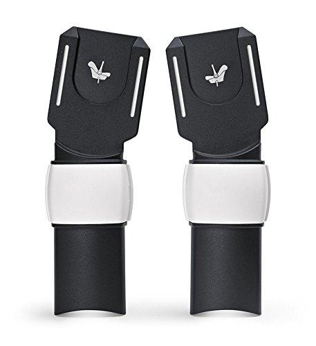 BUGABOO BUFFALO Adapter für Maxi-Cosi Babyschale schwarz/grau