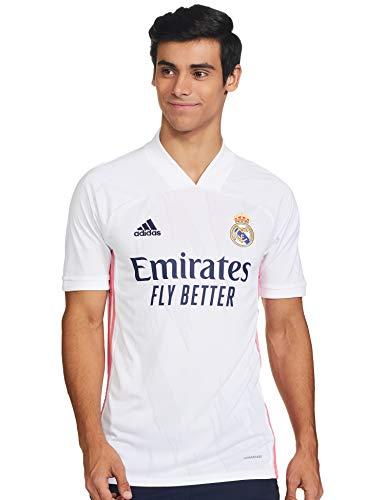Adidas Real Madrid Temporada 2020/21 Camiseta Primera Equipa