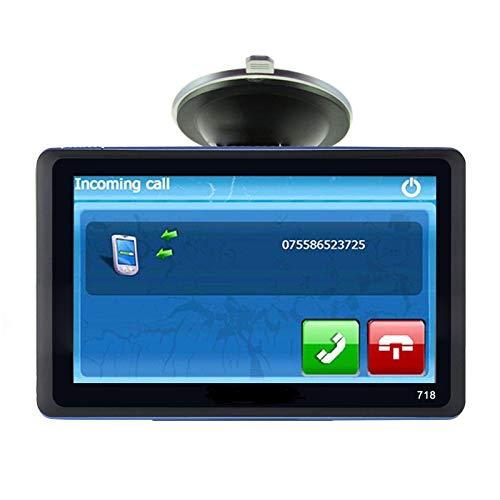 GPS DRIVE-7.0 de 7 pulgadas HD camiones, coche, autobús, una autocaravana. Europa nuevos mapas 2020.