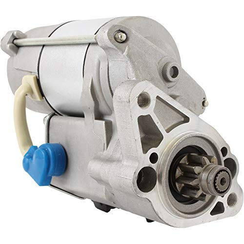 DB Electrical SND0217 Starter Compatible With/Replacement For Toyota 4Runner 3.4L 1996-2002, T-100 Pickup 3.4L 1995-1998, Tacoma 3.4L 1995-2004, Tundra 3.4L 2000-2004/1.8KW/28100-62030/22800-4080