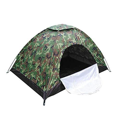 Tente Camping, Tente 2-3 personnes à montage rapide, Outdoor Pop-up...