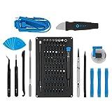 iFixit Pro Tech Toolkit incluso 64 bit driver kit set di attrezzi per la riparazione di smartphone, computer portatili e altri oggetti elettronica faidate