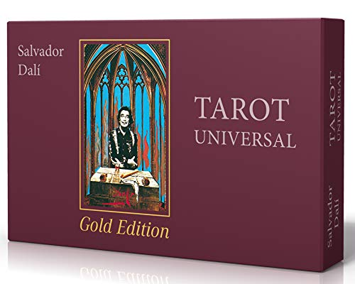 Salvador Dali Tarot Universal: Gold Edition