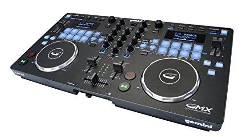Gemini, console di mixaggio GMGMX USB