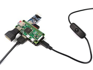 MakerSpot-4-Port-Stackable-USB-Hub-HAT-for-Raspberry-Pi-Zero-V13-with-Camera-Connector-and-Pi-Zero-W-with-Bluetooth-WiFi