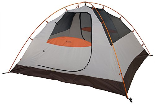 ALPS Mountaineering Lynx 4-Person Tent, Clay/Rust