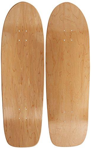 Moose Old School Skateboard Deck (10' x 33', Natural)