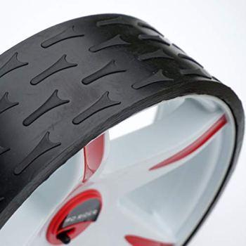 Leisure Pursuits Pro Rider, Bentley, Stowamatic, Ben Sayers Golf Cart Wheel Tyre Rubber per Pair
